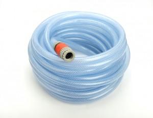 CLEAR PLASTIC TUBING HYDRAULICS