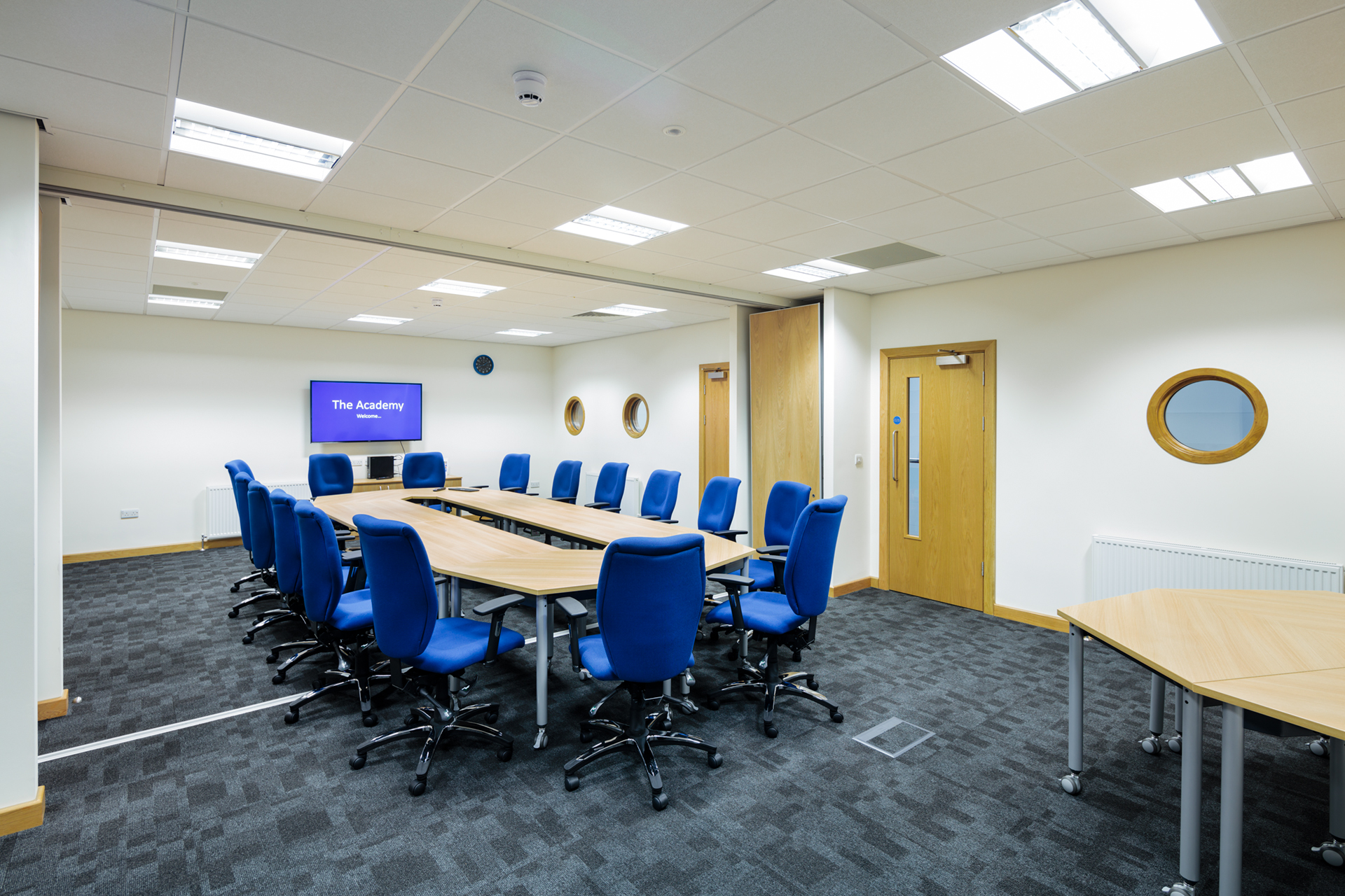 Conference Room A and B - Room Hire
